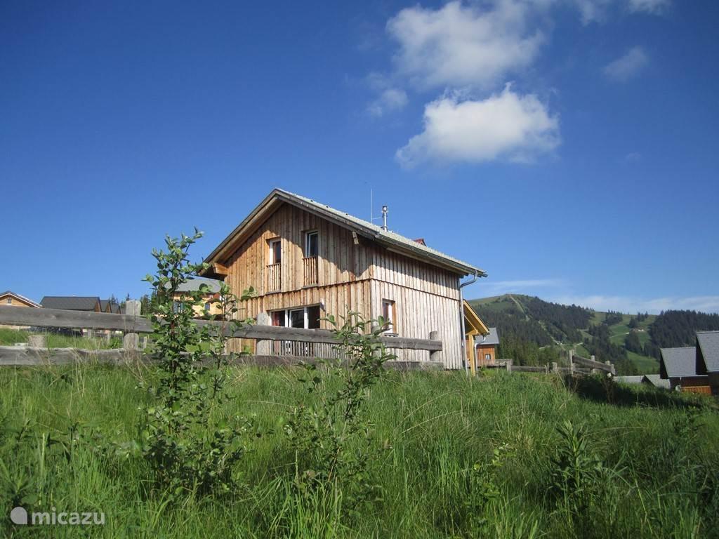 Vacation rental Austria, Carinthia, Klippitztörl Holiday house Klippitznest
