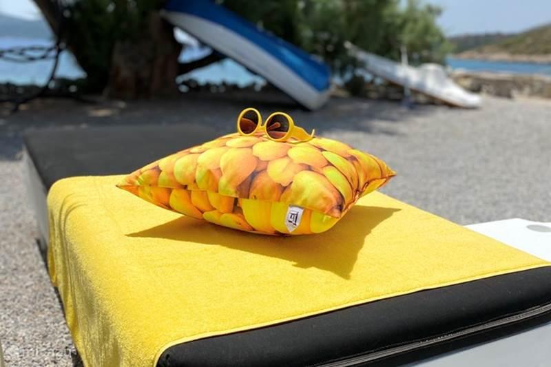 Vakantiehuis Griekenland, Samos, Klima Baai Villa Villa Katina****Samos incl. auto