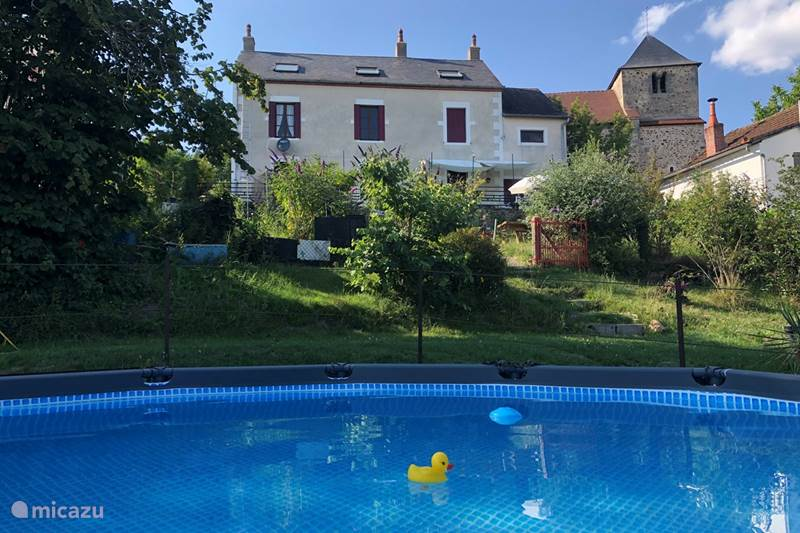 Vakantiehuis Frankrijk, Nièvre, Lanty Vakantiehuis Manoir BnBurgundy