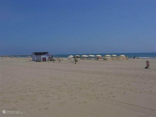 Vakantiehuis Frankrijk, Languedoc-Roussillon, Narbonne-Plage Appartement Middellandse Zee Bellevue met WIFI
