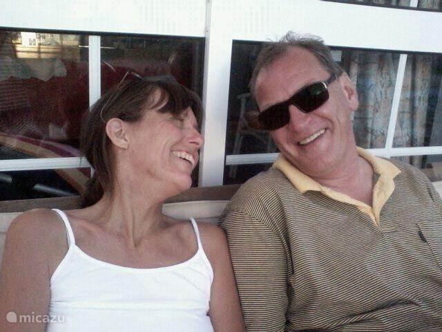 Charlotte & Rob Van den Broek-Kamman