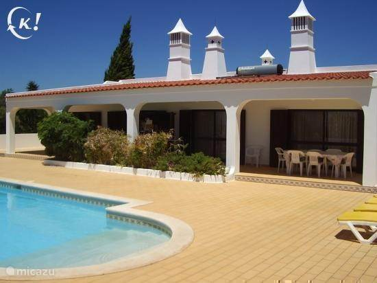 Vacation rental Portugal, Algarve, Carvoeiro - villa Villa Delamot, AL