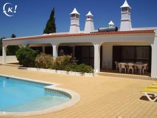 Vakantiehuis Portugal, Algarve, Carvoeiro Villa Villa Delamot, A.L.