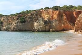 De Portugese stranden: rustig, mooi en altijd zonovergoten