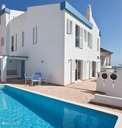 Vakantiehuis Portugal, Algarve – villa Vivenda Fleau e Pleuntje
