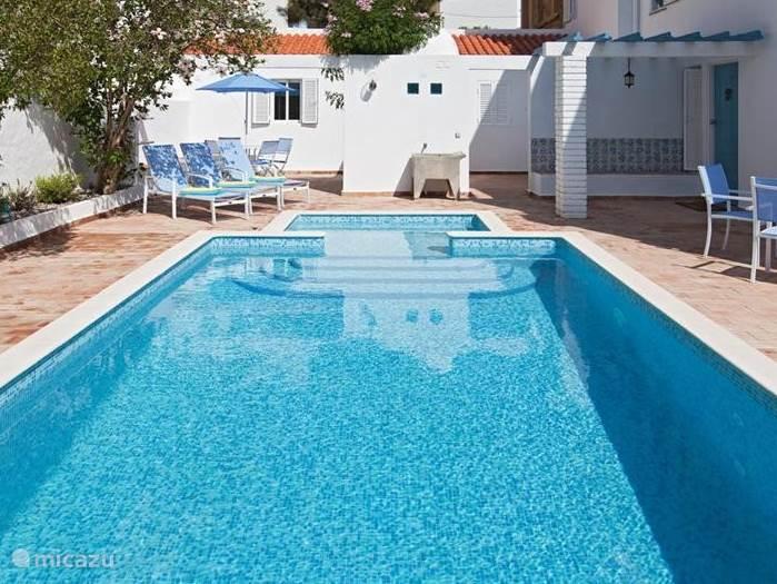 Vakantiehuis Portugal, Algarve, Praia Da Rocha Villa Vivenda Fleau e Pleuntje