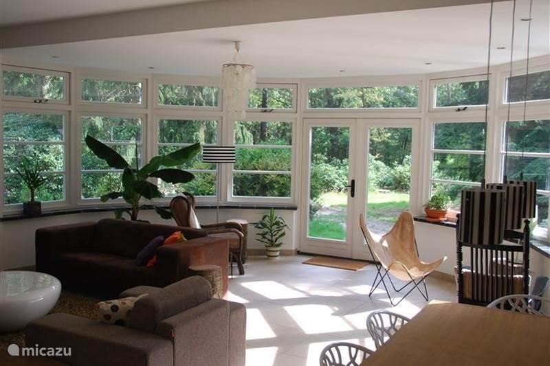 Vakantiehuis Nederland, Gelderland, Beekbergen Landhuis / Kasteel Zonnewoud - Veluwe - 12ha Eigen Bos