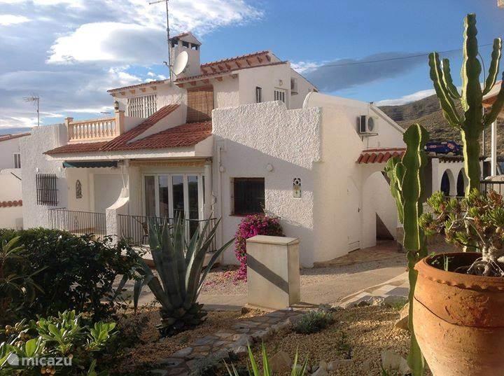 Vakantiehuis Spanje, Costa Blanca, El Campello Vakantiehuis Casa Jomy Coveta El Campello Neptuno