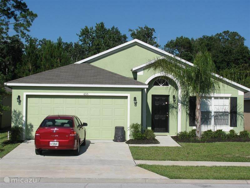 Vakantiehuis Verenigde Staten, Florida, Davenport - villa Vakantiehuis Orlando