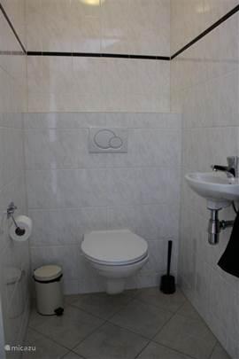 Separaat WC begane grond