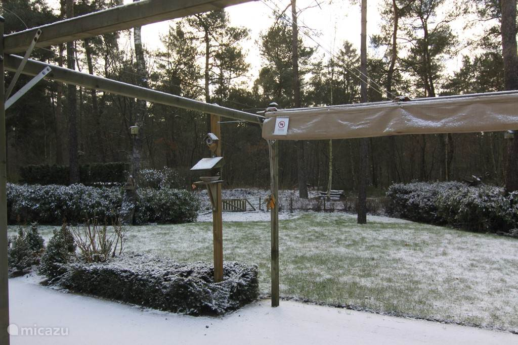 Eerste sneeuw van 2016