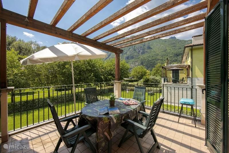 Vakantiehuis Italië, Italiaanse Meren, Porlezza Villa Porto Letizia Mimosa 4