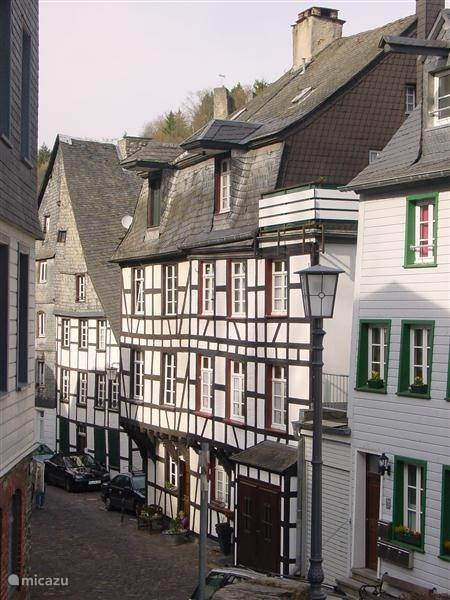 Vacation rental Germany, Eifel, Monschau townhouse Monschauer Perle