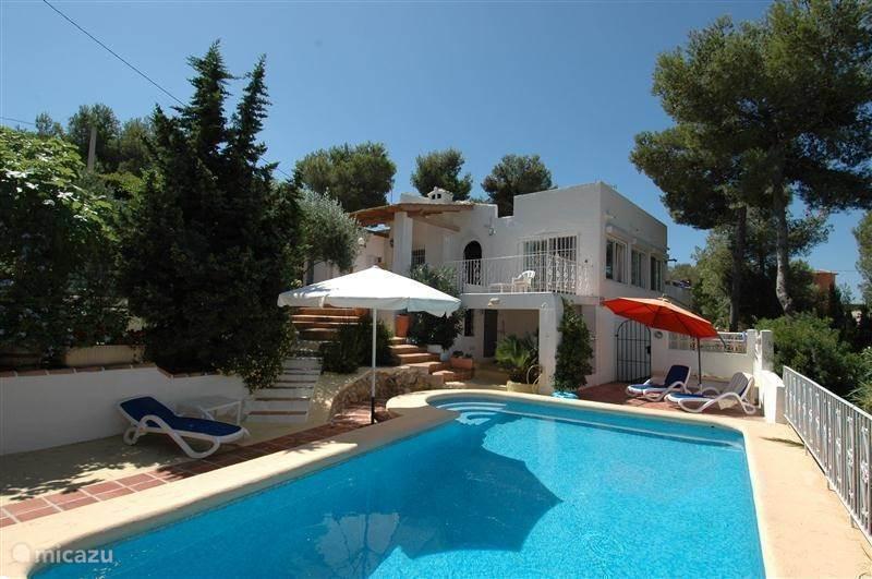 Vakantiehuis Spanje, Costa Blanca, Javea villa Villa Carasol