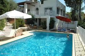 Villa Carasol en zwembad