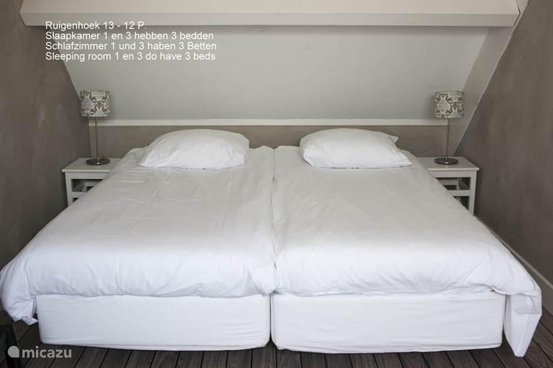 Vakantiehuis Nederland, Zuid-Holland, Noordwijk Villa Ruigenhoek 13, Noordwijk + sauna 12P
