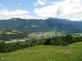 View over the Gailtal