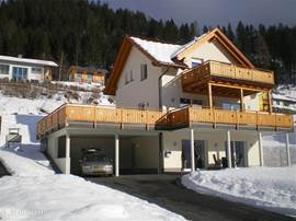 Winter View Chalet FrieLinde