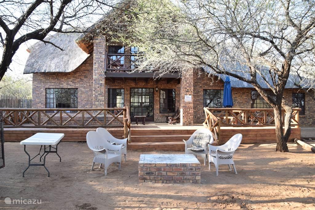Vakantiehuis Zuid-Afrika, Mpumalanga, Marloth Park vakantiehuis Khumbula 1