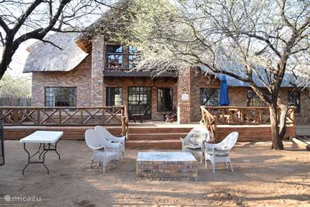 Vacation rental South Africa, Mpumalanga, Marloth Park holiday house Khumbula iAfrica