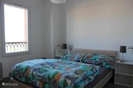 slaapkamer 3, gelegen aan de voorzijde