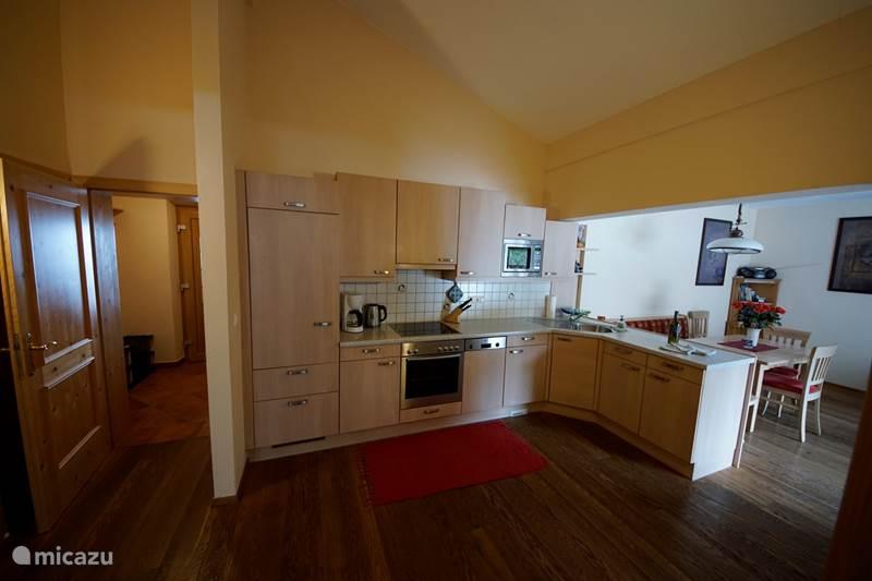 Vacation rental Austria, Tyrol, Kirchberg Apartment Huis Brügglbach