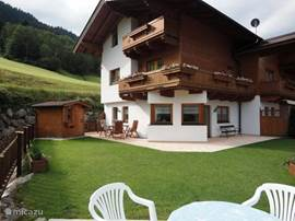 The new house is located directly renoveerte in beautiful nature in countless Spertental wandel-/fiets and mountain biking trails