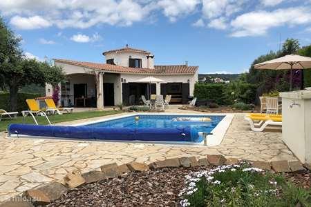 Vakantiehuis Spanje, Costa Brava, Calonge villa Casa la Curva