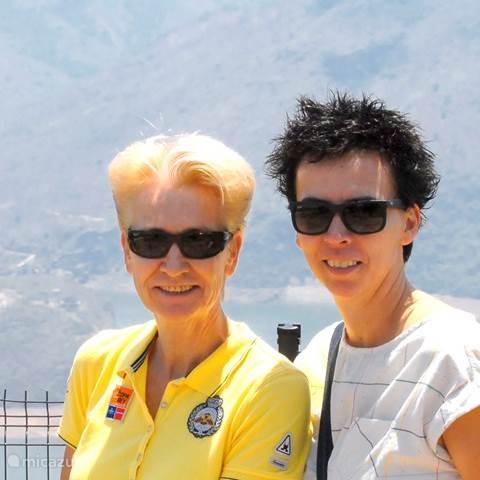 Anita & Gerrie Molle