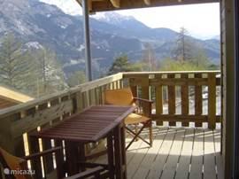 Uitzicht over de vallei van La Norma.