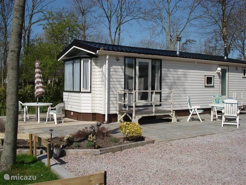 Vakantiehuis Nederland, Friesland – chalet Fries-Chalet 28
