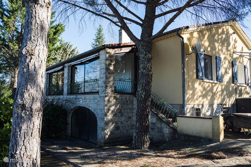 Vacation rental France, Ardèche, Beaulieu Holiday house Le Vacher