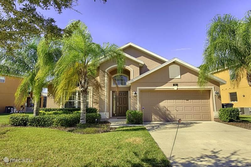 Vakantiehuis Verenigde Staten, Florida, Davenport Villa Vakantie Residence House of Orange