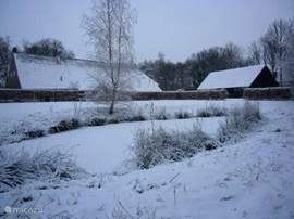 Beleef die natuur... ook 's winters.