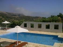 Extra fotootjes van het zwembad om weg te dromen...
