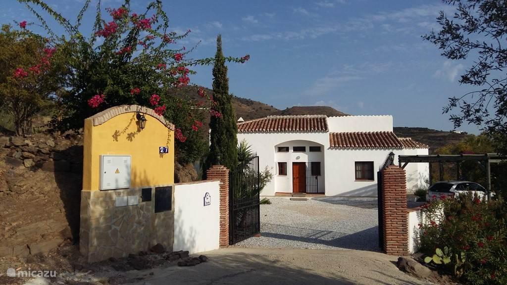 Casa Pimienta: een vrijstaand huis in een rustige omgeving.