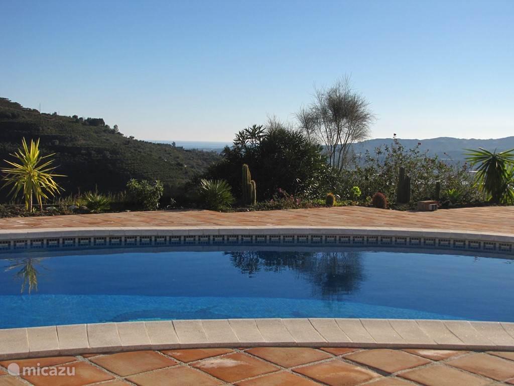 Vakantiehuis Spanje, Andalusië, Velez-Malaga Villa Casa Pimienta