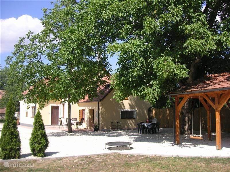 Vakantiehuis Hongarije, Balatonmeer, Badacsonytordemic Vakantiehuis Eder