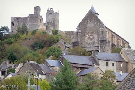 Saint Antonin de Noble Val