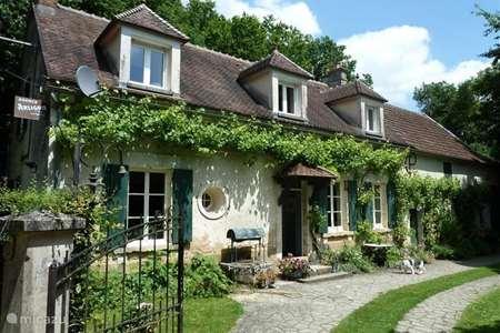 Vakantiehuis Frankrijk, Yonne, Lainsecq boerderij Le Champmartin