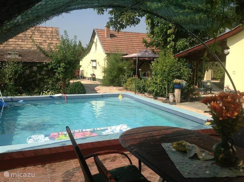 Vacation rental Hungary, Bács-Kiskun – holiday house Tanya Riaad