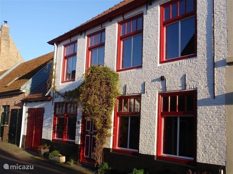 Vakantiehuis Nederland, Zeeland, Groede vakantiehuis Authentiek familiehuis