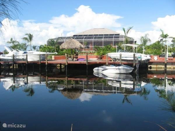 Vakantiehuis Verenigde Staten, Florida, Cape Coral - villa Villa Palm Breeze