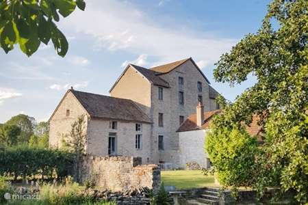 Vacation rental France, Côte-d'Or, Bligny-sur-Ouche holiday house Watermolen Bligny sur Ouche