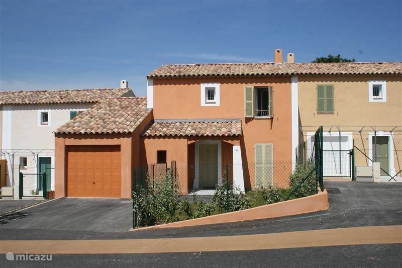 Vacation rental France, French Riviera, Roquebrune-sur-Argens - villa Villa Carpe Diem