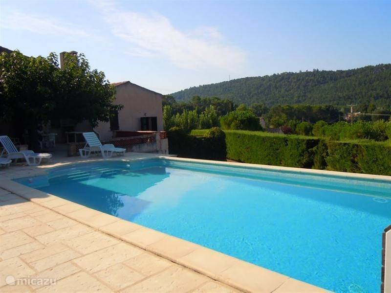 Vacation rental France, Provence, Villecroze - villa Lei Irounde