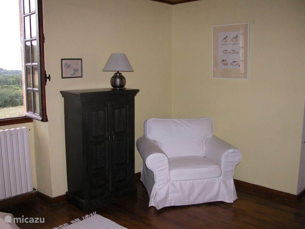 Tweede slaapkamer heeft TV