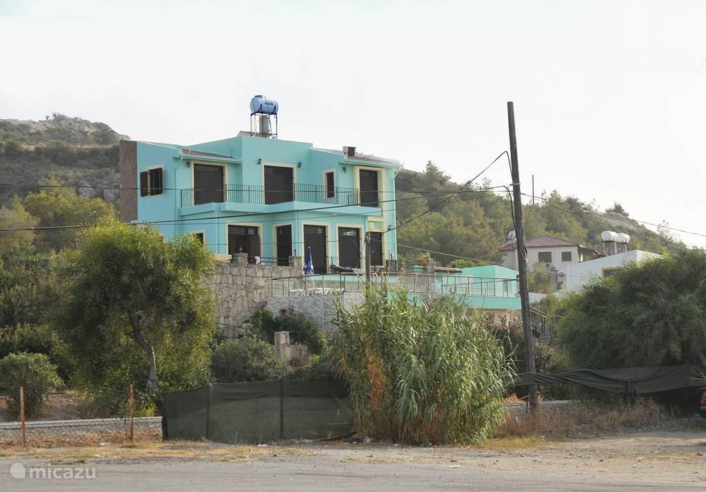 Vakantiehuis Cyprus, Noord-Cyprus, Karsiyaka Villa Villa met privé zwembad aan zee