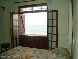 Schitterend uitzicht vanuit de slaapkamers