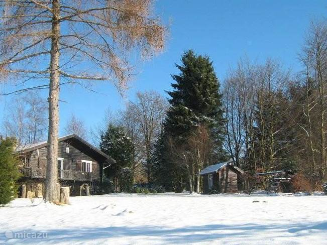Vacation rental Belgium, Ardennes, Ovifat Chalet Eau-Vi-Fat